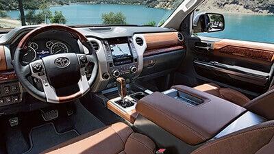 2016 Toyota Tundra Kingsport Tn Interior