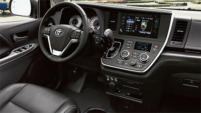 Beautiful 2017 Toyota Sienna Kingsport TN   Interior