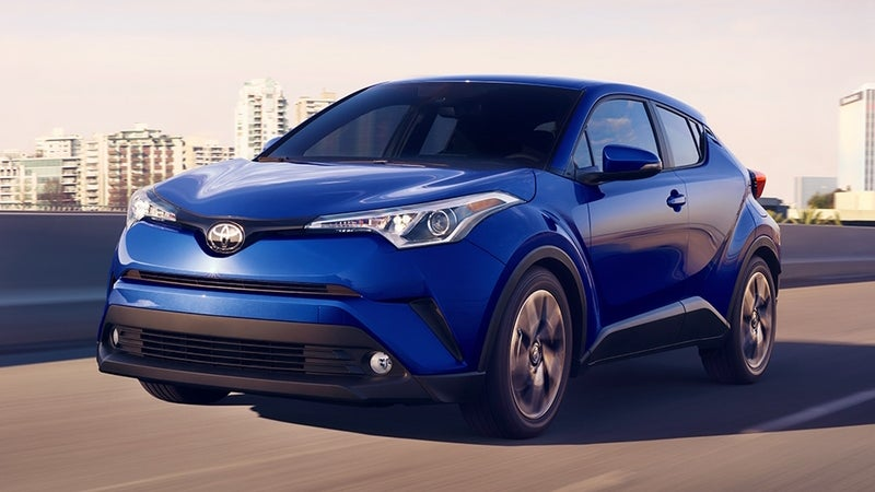 toyota c hr  2018 Toyota C-HR | Toyota C-HR in Kingsport, TN | Toyota of Kingsport