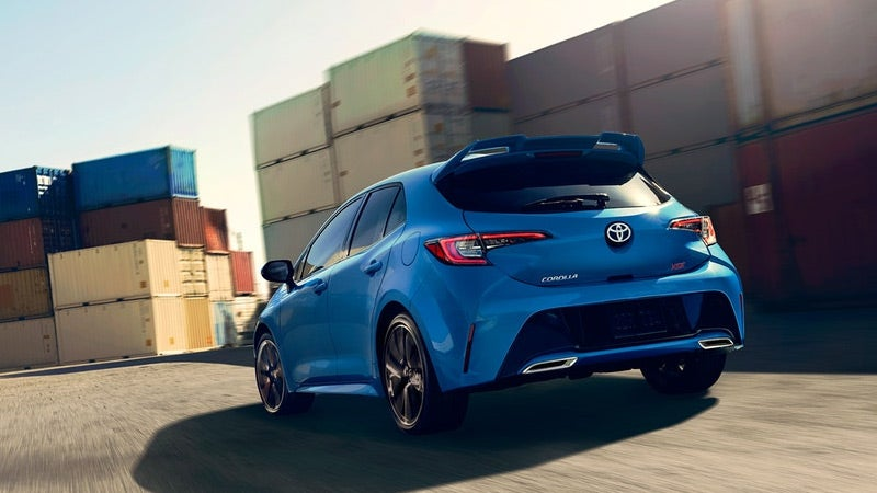 2019 Toyota Corolla Hatchback In Kingsport Tn Toyota Of Kingsport