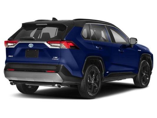 Toyota Rav4 Hybrid Used >> 2019 Toyota Rav4 Hybrid Xse