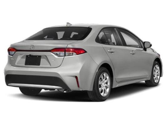 Toyota Bristol Tn >> 2020 Toyota Corolla Le