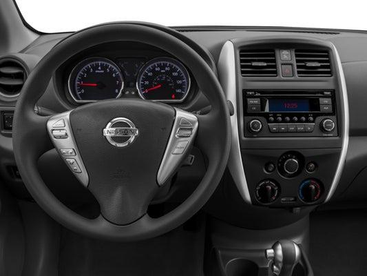 2016 Nissan Versa 1 6 SV