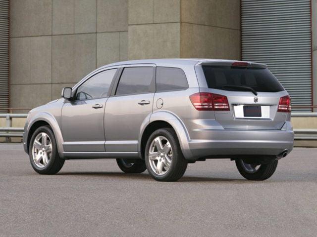 2010 Dodge Journey Change Year Or Vehicle