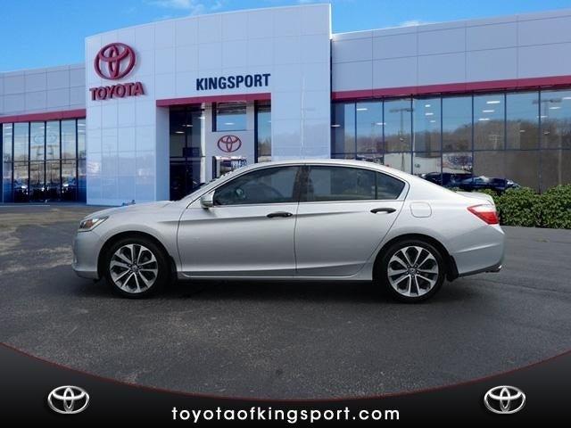 2014 Honda Accord Sedan EX L In Kingsport, TN   Toyota Of Kingsport