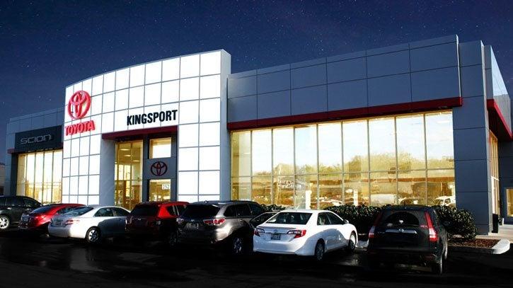 Used Cars Johnson City Tn >> Toyota Dealer Near Johnson City Tn Toyota Of Kingsport