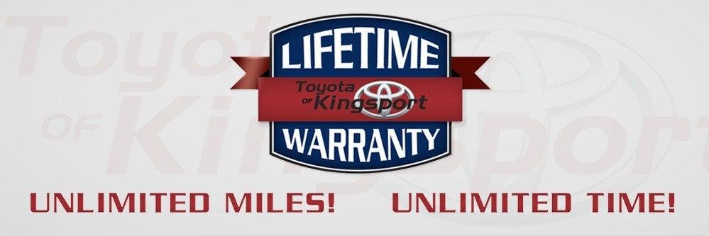 Lifetime Powertrain Warranty >> Lifetime Powertrain Warranty Toyota Dealership In Kingsport Tn